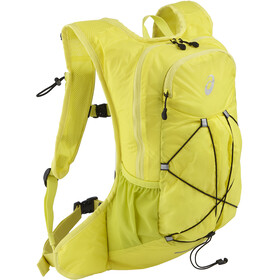 asics Lightweight Running Backpack, lemon spark